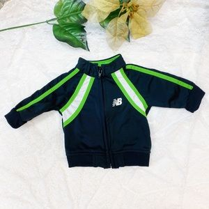 🧸5 FOR $20🧸NB Zip Up Jacket - 3/6 M